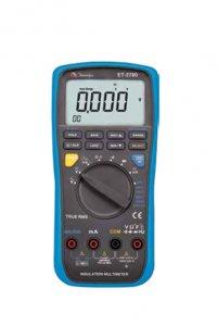 Multímetro Megômetro ET-2780
